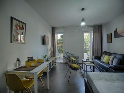 Photo for Apartment Ajaccio, studio flat, 4 persons