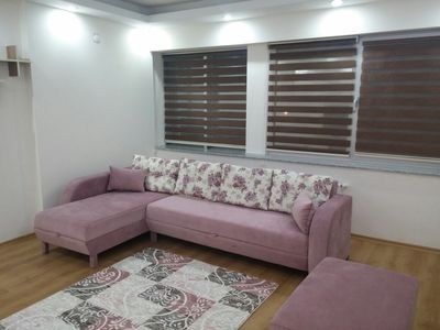 Photo for Kartal Suite 2 + 1 luxury Suite Apartment 5. Subway 800 mt. 2+1 suit flats with hotel comfort.