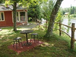 Photo for 2BR Cabin Vacation Rental in Cornell, Michigan