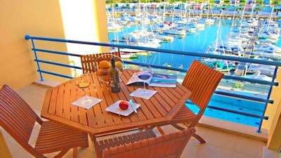 Photo for Luxury 1 Bedroom Apartment with swimming pool in Marina de Albufeira