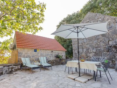 Photo for Studio flat with air-conditioning Gata (Omiš)