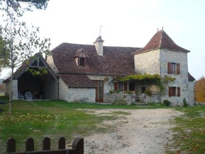 Photo for Gite Loubressac, 5 bedrooms, 9 persons