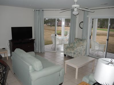 Photo for 1 Bedroom, 1 Bathroom, Full kitchen, 27 Hole Golf Resort, Close to Beach in Calabash, NC(2301M)