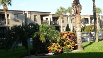 Photo for Located Across The Street From The Beach, Facing The Intracoastal Waterway