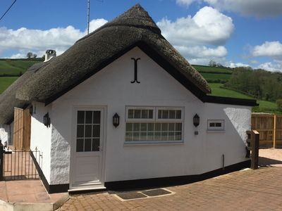 Photo for 5*  Thatched Cottage Annex