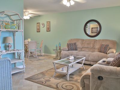 Photo for Sea Haven - 3 Bed / 2 Bath Gulf Side Townhome in Mexico Beach