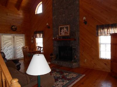 Photo for Magnolia Cabin at Blairsville