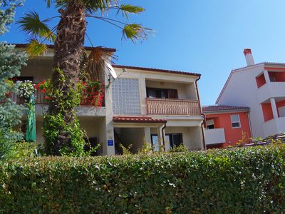"""Photo for Holiday Apartment """"Orange"""", 1 km from the beach"""