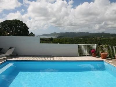 Photo for Luxury Villa and apartment Seaview Country and 8 to 12 people.