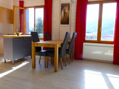 Photo for Modern apartment in the heart of Villard de lans