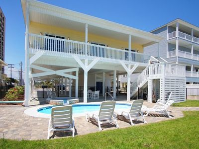 Photo for Caroline Sunshine, 6 BR Luxury Beach Home with Spectacular Ocean Front Views
