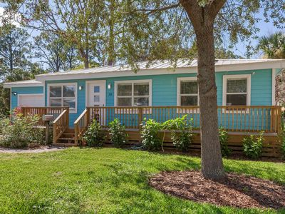 Photo for Blue Pearl, Pet Friendly, 2 Bedroom, WIFI, Located in St. Augustine