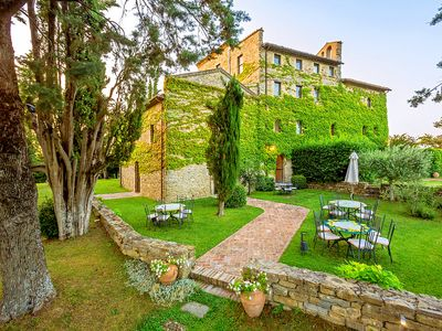 Photo for Villa Bastia - Villa for 26 people in Perugia