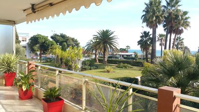 Photo for 3 ROOMS 65 M2 EDGE OF SEA-FACE BEACHES / PORT / SHOPS