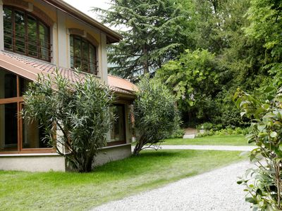 Photo for The stables in the park of Villa Erba