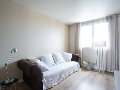 Photo for Charming apartment in BOULOGNE BILLANCOURT