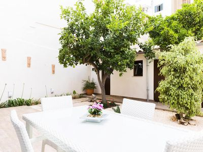 Photo for (26) Ground floor with garden in the center of Palma