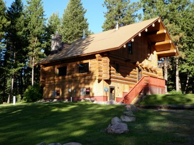 Photo for Live the Dream - Open Year-Round - Ranch Lifestyle - Log Lodge