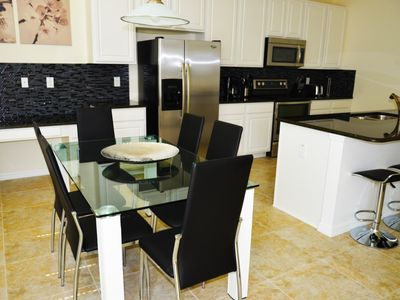 Photo for Budget Getaway - Bella Vida Resort - Welcome To Relaxing 4 Beds 3 Baths Townhome - 7 Miles To Disney