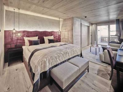 Photo for Cocoon Luxury Spa Suite (90m²) - The alpine power place - Alpenrose / Cocoon Lodge