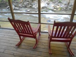 Photo for 1BR Cottage Vacation Rental in Bat Cave, North Carolina