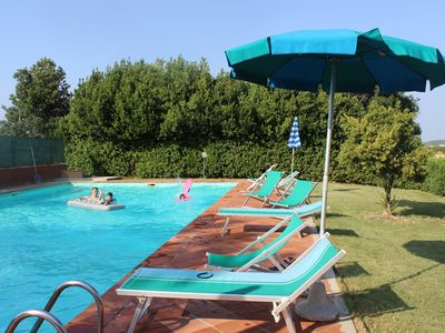 Photo for Villa with pool close to San Gimignano