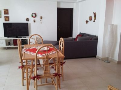 Photo for At 200 meters from the sea, wifi, air conditioning, garden, outdoor shower.
