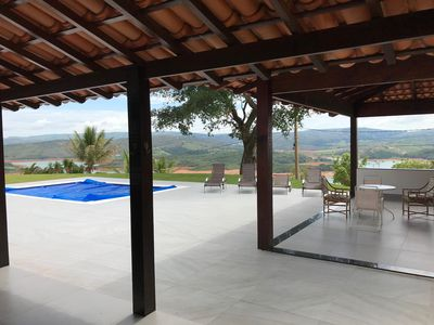 Photo for House in Escarpas do Lago, perfect for families and children with boat trip