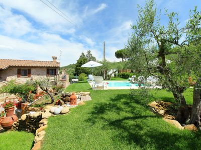 Photo for Vacation home Trasimeno link in Magione - 5 persons, 2 bedrooms