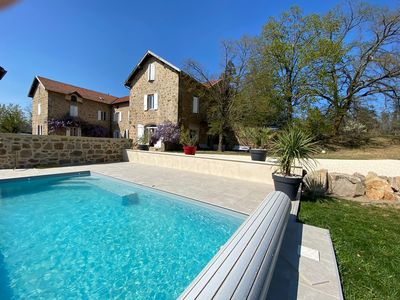 Photo for House with character South of Lyon -Annonay (Ardèche)