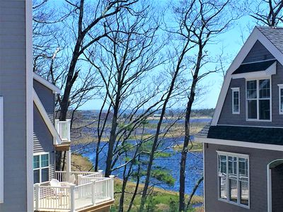 Photo for NEW Luxury Waterfront Condo on Ogunquit/Wells Line (Walk to Beach & Town)