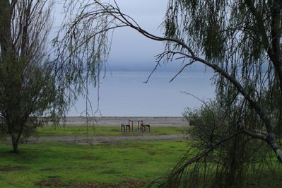 Lake view from front deck