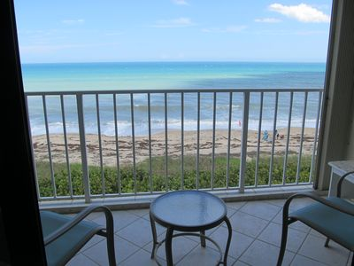 Photo for Beautiful 5th Floor Ocean Front Condo - Perfect Getaway