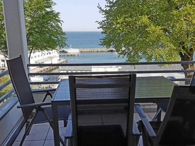 Photo for Komfort-Fewo PORT VIEW in 1. Location, panoramic sea view - C14 HARBOR VIEW with fantastic panorama