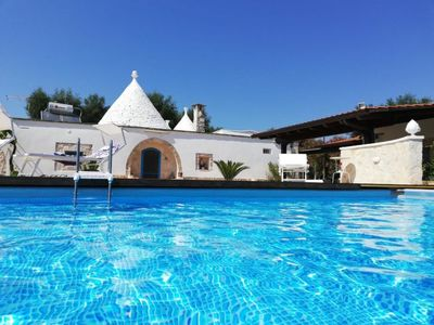 Photo for Vacation home Trullo Perlato in Ostuni - 6 persons, 3 bedrooms