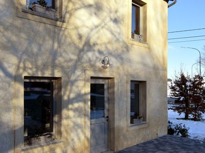 Photo for Bright and tastefully decorated apartment, a stone's throw from Chassepiere