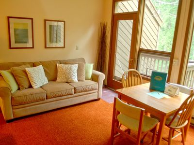Photo for Snowater Condo #85 - Deluxe two story condo! - Two Bedroom Apartment, Sleeps 4