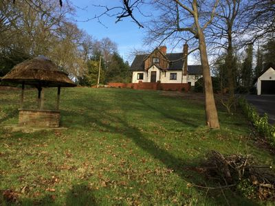 Photo for A beautifully renovated cottage in peaceful rural surroundings near to Norwich.