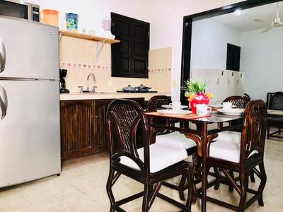 Photo for Bunk Bed in Female dormitory room Dolce Vita Caribe Hostel