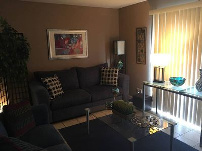 Photo for Cozy room in Townhome in East Spring Branch
