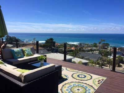 Photo for Panoramic Ocean View On Sunset Cliffs--Best View in Point Loma!