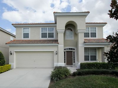 Photo for Windsor Hills - Pool Home 6BD/4BA - Sleeps 14 - Gold - RWH684