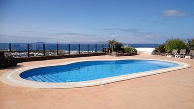 Photo for VBVB - Villa Buena Vista Bocaina - the best location for the best ocean view