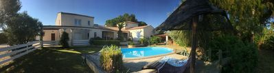 Photo for Large luxury villa in the countryside - Pool and garden access