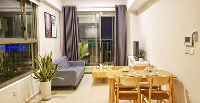 Photo for Micasa 2 bedrooms Luxury Apartment near Airport