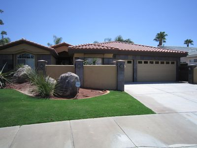 Photo for Luxury 4 Br, 3 Bath House in Palm Desert Near Everything