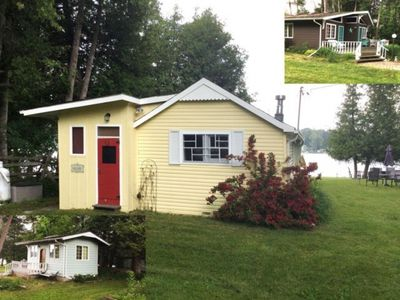 Photo for 1/2 Acre Cottage with 2 Guest Cabins on Buckhorn Lake in the Kawarthas