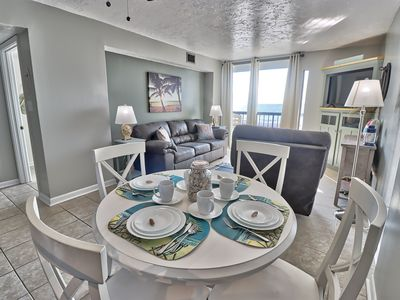 Photo for Waterpointe1 0304 - Windy Hill - Ocean Front - Views - Pools