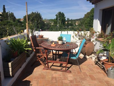 Photo for Rustic style house 5 km from Sitges