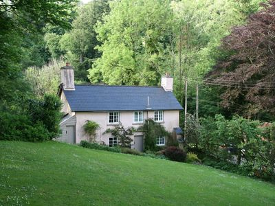 Photo for Ball Cottage, Winsford - Exmoor National Park - Riverside Gardens